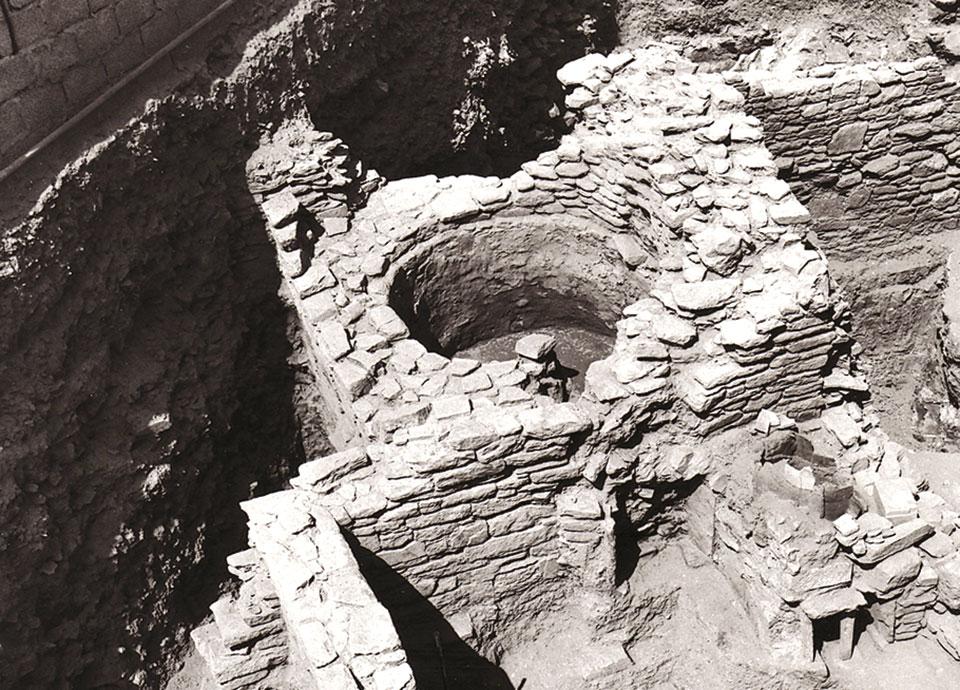 Το αρχαίο κεραμικό εργαστήρι στην Παροικιά