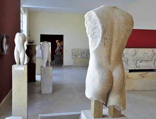 Τhe Museums of Paros