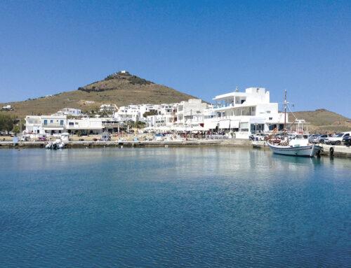 Pisso Livadi: the perfect destination in south Paros