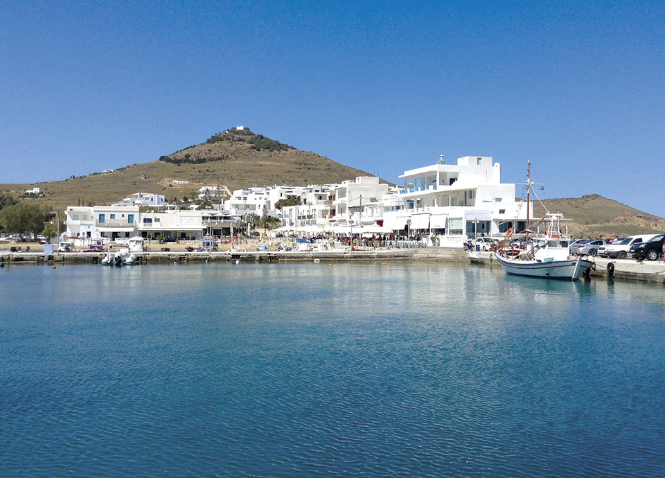 Pisso Livadi: the perfect destination in south Paros