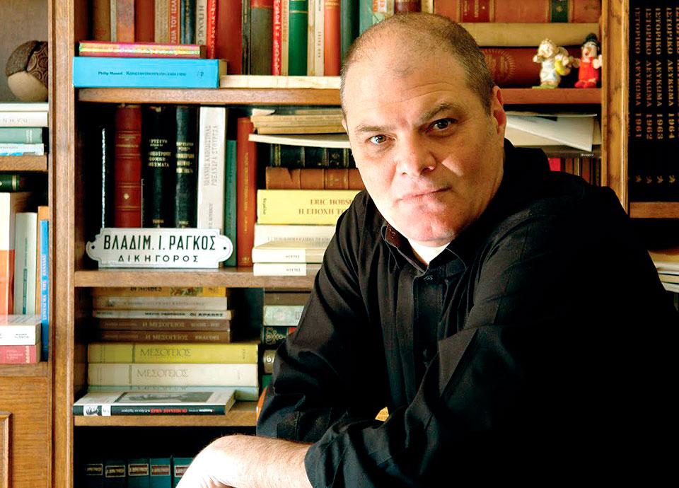 Γιάννης Ράγκος