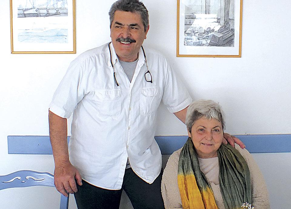 Aντώνης & Κωσταντίνα Τριπολιτσιώτη